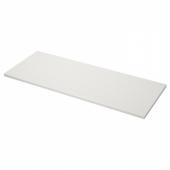 СЭЛЬЯН Столешница, белый под камень, ламинат, 186x3.8 см