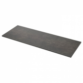 ЭКБАККЕН Столешница, под бетон, ламинат, 186x2.8 см