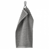 ФЛОДАРЕН Полотенце,серый
