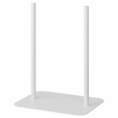 ЭЙЛИФ Опора для экрана, белый, 40x30 см