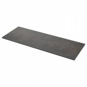 ЭКБАККЕН Столешница, под бетон, ламинат, 246x2.8 см