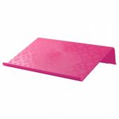 БРЭДА Подставка для ноутбука, розовый, 42x31 см