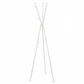 ЭКРАР Вешалка, белый, 169 см