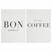 ПЬЕТТЕРИД Картина, Bon appétit, 28x38 см
