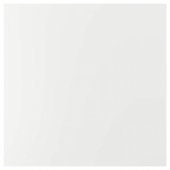 СИББАРП Настенная панель под заказ, белый ламинат, 1 м²
