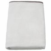 ВЭДРА Чехол на пеленальную подстилку, белый, 48x74 см