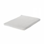 САЛЬВИКЕН Полотенце, белый, 50x100 см