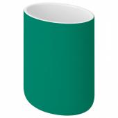 ЭКОЛЬН Держатель д/зубных щеток, зеленый
