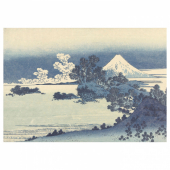 ПЬЕТТЕРИД Картина, Вид горы Фудзи, 100x70 см