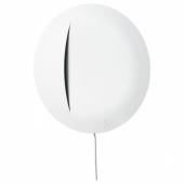 ИКЕА АРТ-ИВЕНТ 2021 Бра, светодиодный, белый, 30 см